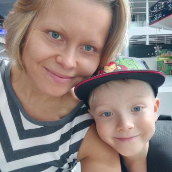 Lastenhoitotyö Helsinki: Riikka