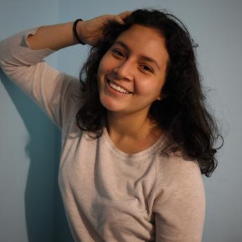 Niñera en Hacienda Perú: Valeria