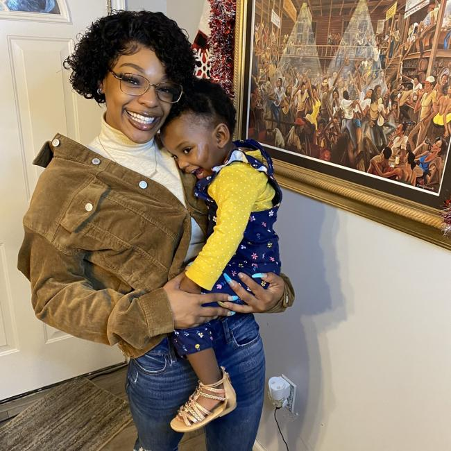Babysitter in Baltimore: Kayla