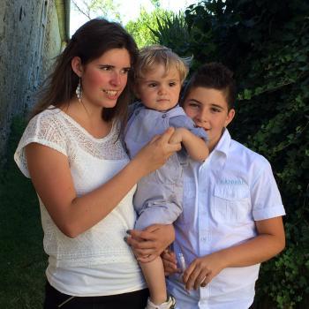 Baby-sitter Mestes: Pauline