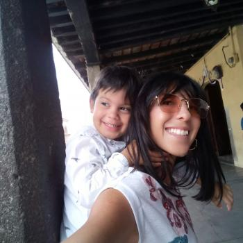 Trabajo de niñera en San Pedro: trabajo de niñera Raquel