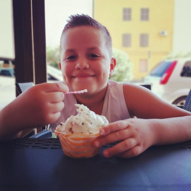 Lavoro per babysitter a Induno Olona: Matteo