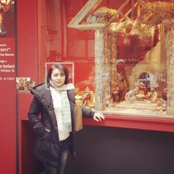 Babysitter Bologna: Ania