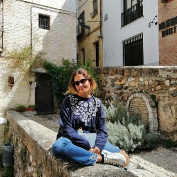 Canguro en Sevilla: María