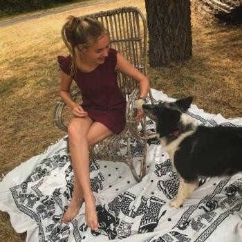 Babysitter in Ostende: Nanou