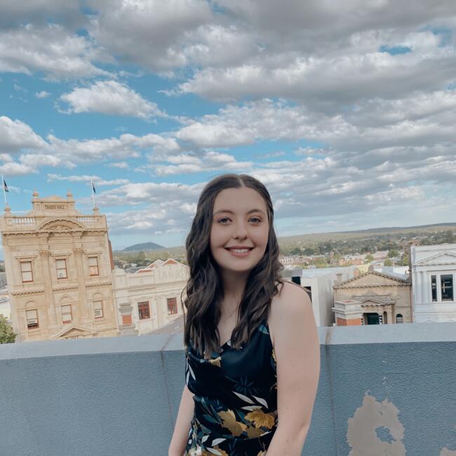 Babysitter in Ballarat: Madeleine