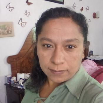 Babysitter in Santa María Chimalhuacán: Angelina