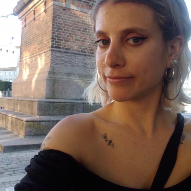 Babysitter in Sundbyberg: Pilar
