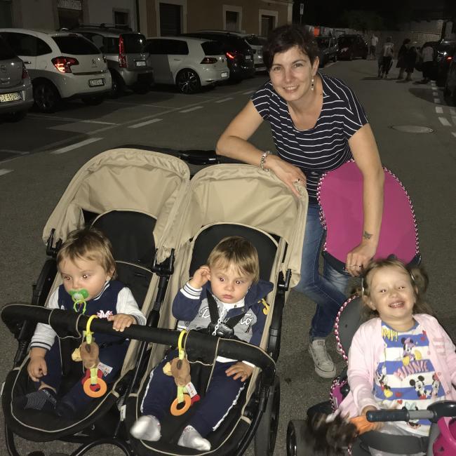 Babysitting job in Brentonico: Giorgia