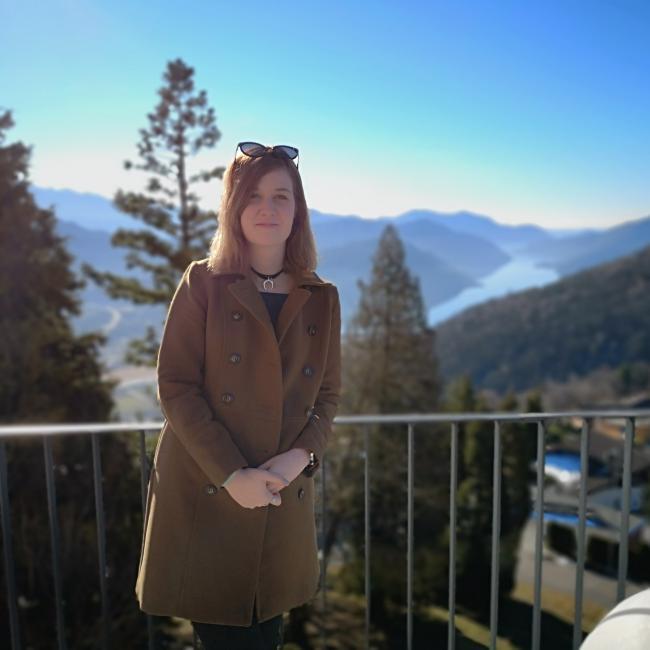 Babysitter in Luzern: Jessica