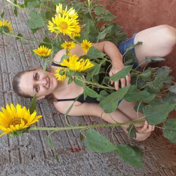 Babá em Maringá: Cristina