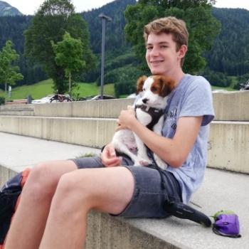 Baby-sitter Schoten: Yarno