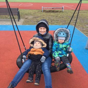 Babysitting job in Poznan: babysitting job Jagoda