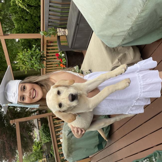 Babysitter in Dumont: Olivia