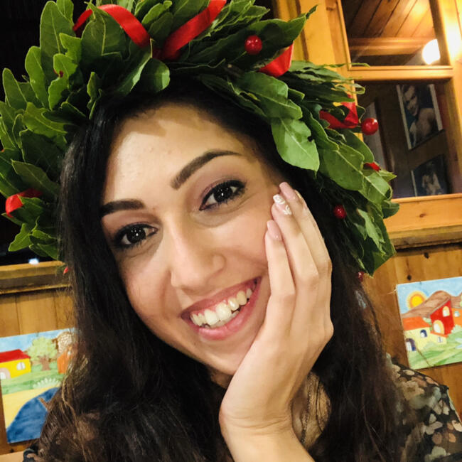 Babysitter a Palermo: Simona