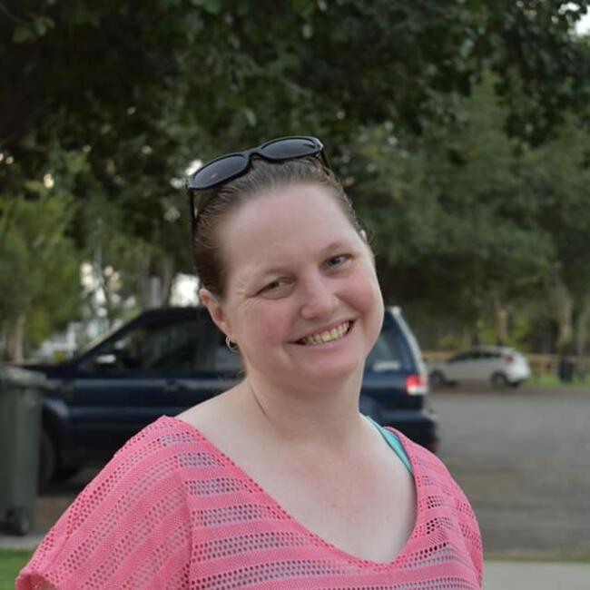 Babysitter in Townsville: Margaret