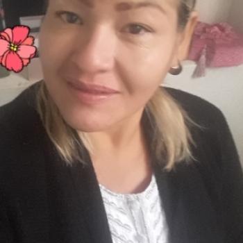 Babysitter in La Esperanza - Senati: María Carmen