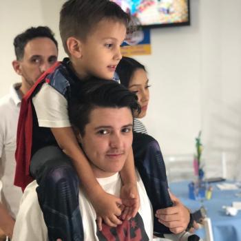 Babysitter Joinville: Leonardo