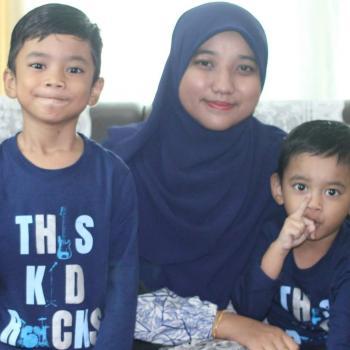 Babysitting Jobs in Kajang: babysitting job Hafizah
