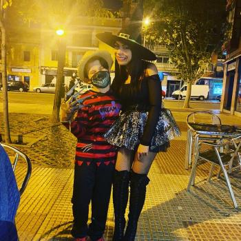 Canguro en Alcalá de Henares: Daniela