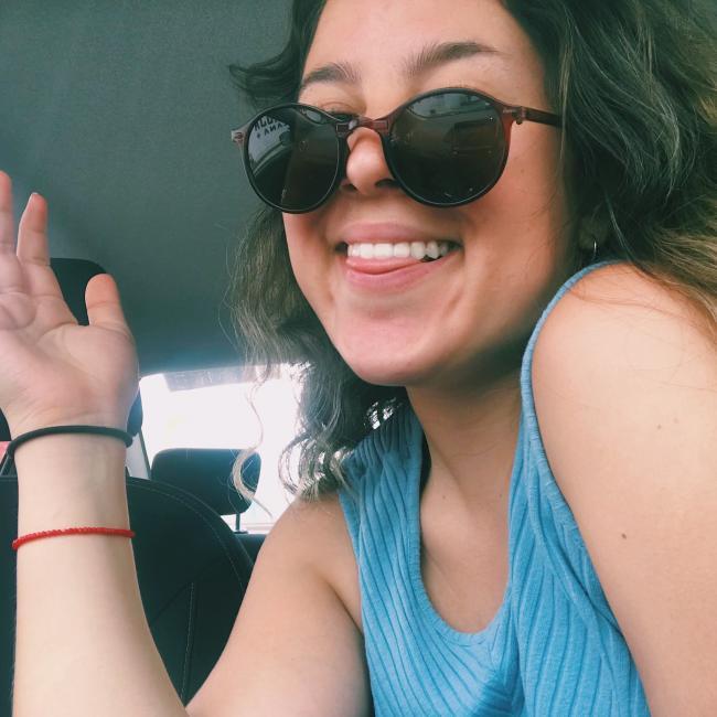 Babysitter in Cuernavaca: Valeria