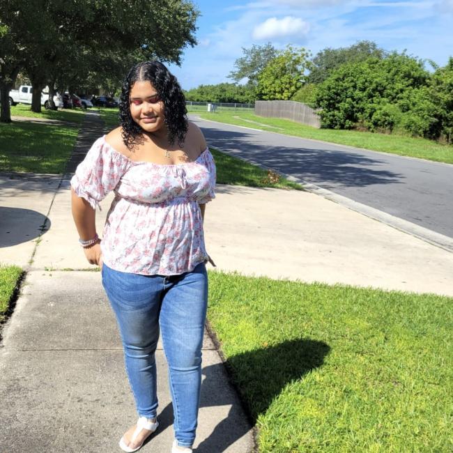 Babysitter in Orlando: Rosie