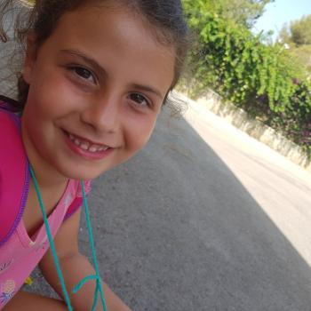 Babysitting job Vilanova i la Geltrú: babysitting job Mabel