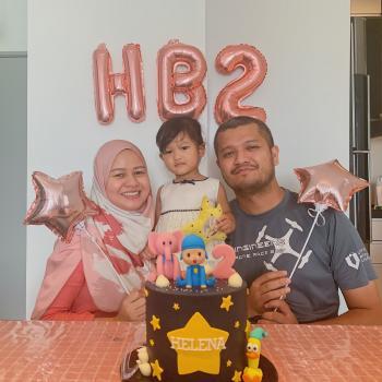 Babysitting job in Putrajaya: babysitting job Fatin