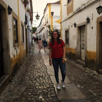 Babysitter em Lisboa: Maria