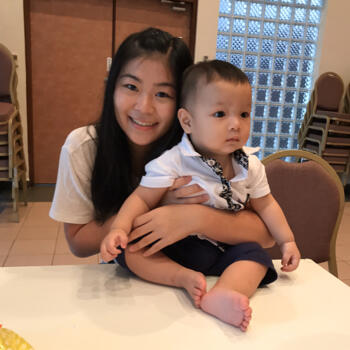 Babysitter in Singapore: Madeline