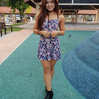 Babysitter Singapore: Sherlyn