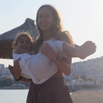 Babysitter Lisboa: Rita