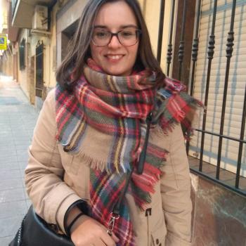Canguro Granada: Cristina