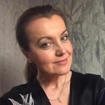 Tata a Como: Iryna