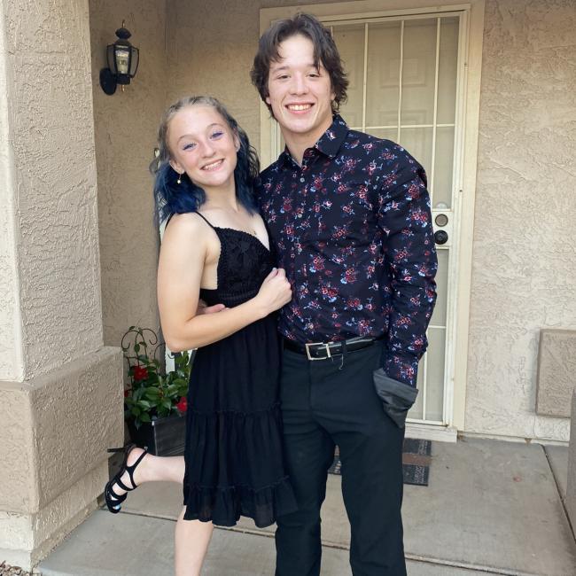 Babysitter in Mesa: Grace