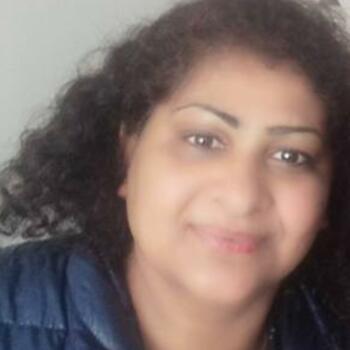 Oppas Den Haag: Chandrani Perera