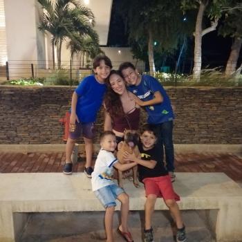 Niñera Santa Marta: Yohanna