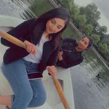 Babysitter London: Shamima