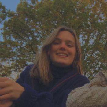 Baby-sitter in Bruges: Saar