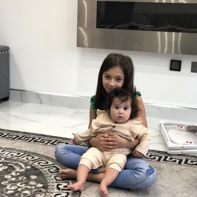 Babysitting job in London: Alaha