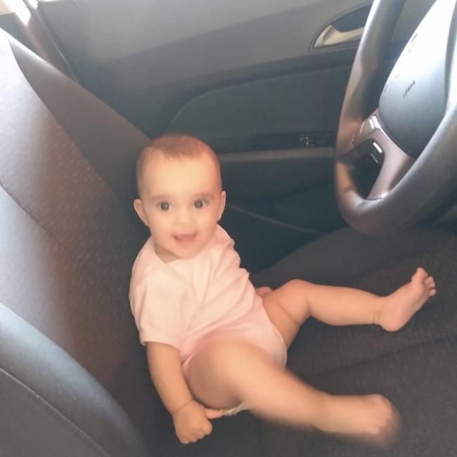 Emprego de babá em Sorocaba: Danieli