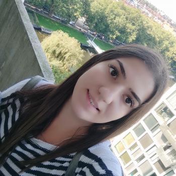 Oppas in Amsterdam: Katerina