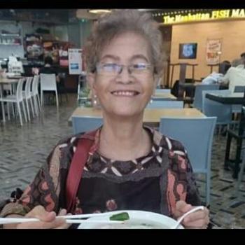 Nanny Singapore: Mary lim