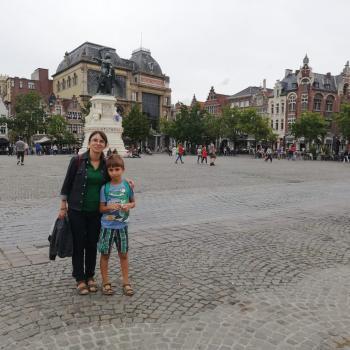 Babysitten Brussel: babysitadres Iulia
