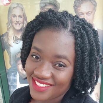 Babysitter in Katrineholm: Grace Akose Badu