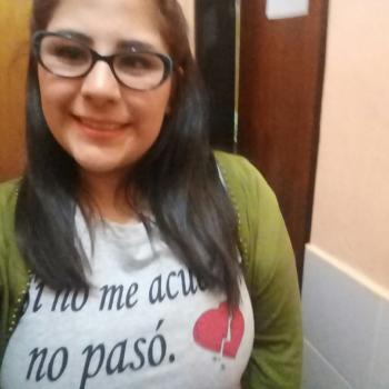 Niñera Juan María Gutiérrez: Agustina