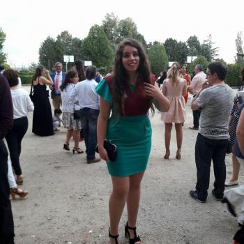 Niñera en Salamanca: Elena