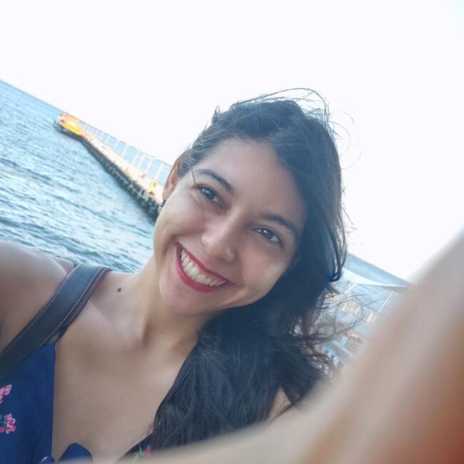 Niñera en Playa del Carmen: Jessy