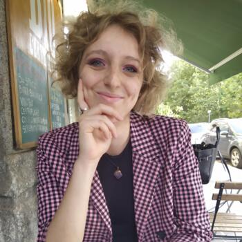 Babysitter in Molenbeek-Saint-Jean: Anna
