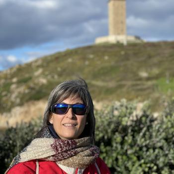 Canguro en Vigo: Claudia
